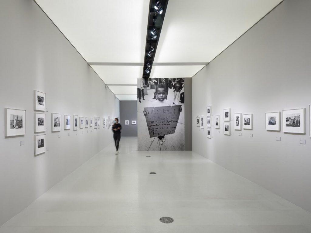 Sneak peek into the exhibition JERRY BERNDT – BEAUTIFUL AMERICA, September 15, 2020 – February 28, 2021, Haus der Photographie/Deichtorhallen Hamburg – Photo: © Henning Rogge/Deichtorhallen Hamburg
